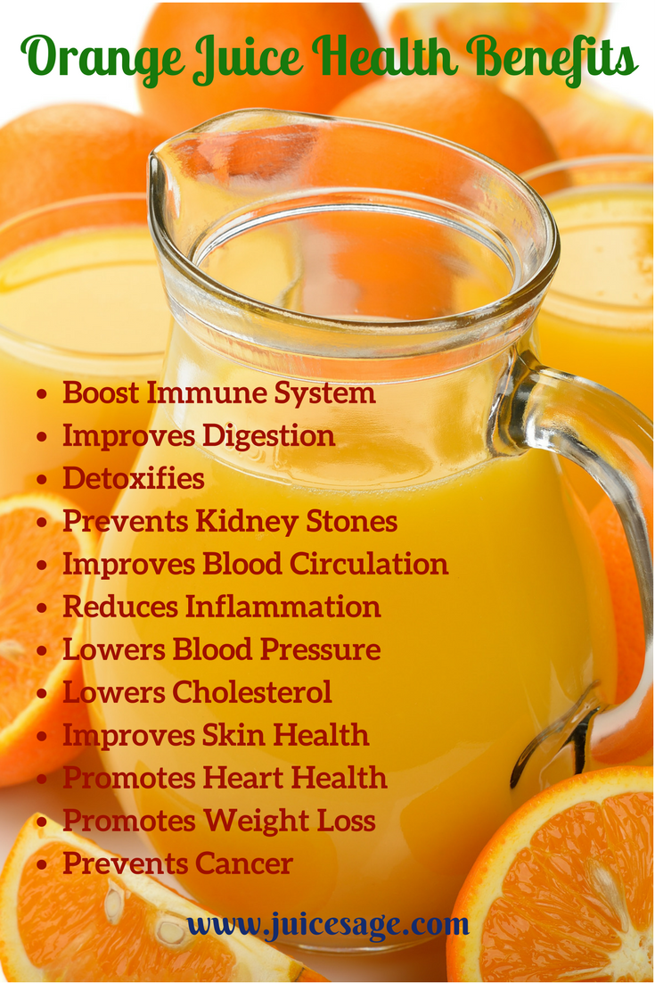 orange juice: unbelievable health benefits | oranges