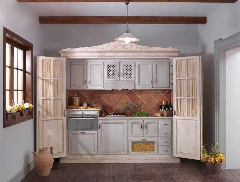 Cucine monoblocco nel 2019 | tight squeeze | Armadio cucina, Cucine ...