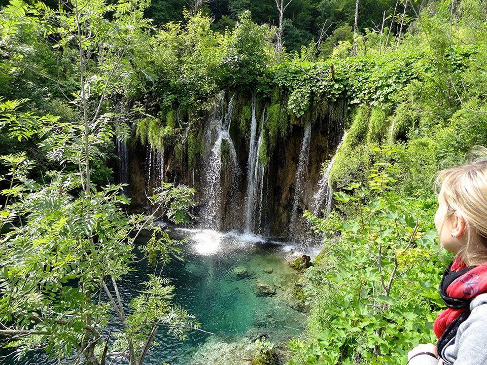 Visite Des Lacs De Plitvice Blog Voyage Chouette World Blog Voyage Lac Visiter Croatie