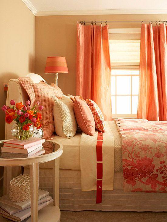 Bedroom ideas bedroom decorating and design ideas for Farbkombinationen schlafzimmer