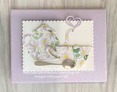 A Nice Cuppa Tea Together Cards #cuppatea