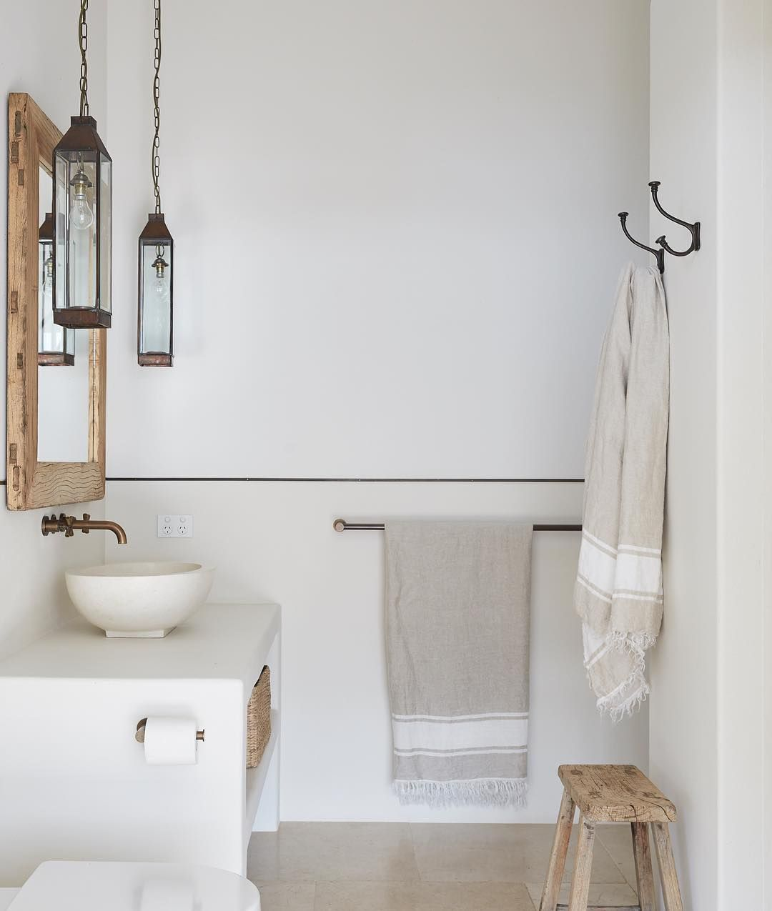 Pin by Odette Fouche on Bathrooms | Pinterest | Bath, Interiors and ...