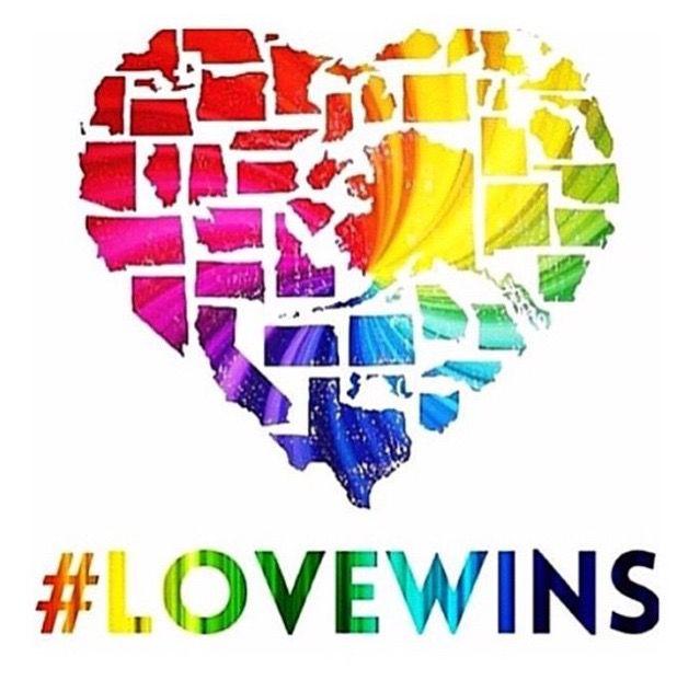 Love is love ❤️ #LGBTQ #EqualRights