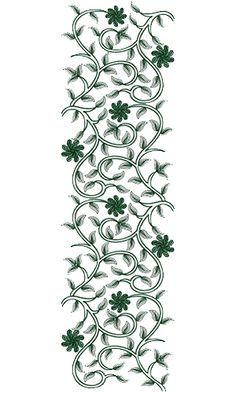 9494 All Over Embroidery Design