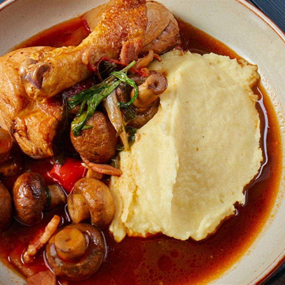 Chicken Recipes Chicken Chasseur French Recipes Recipe James Martin Recipes Recipes Chicken Chasseur