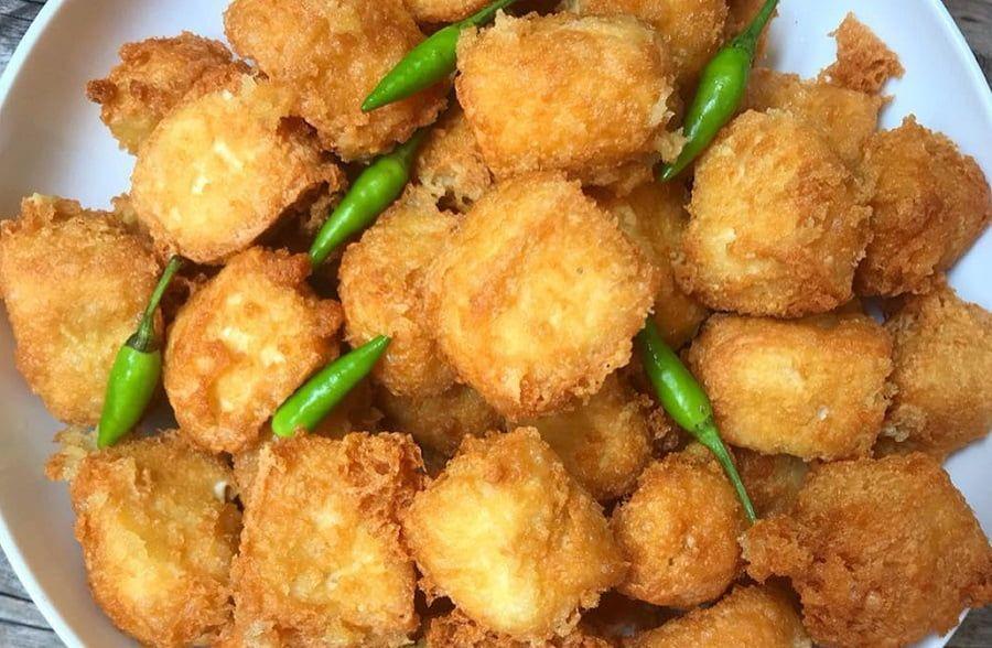 Resep Tahu Crispy Sederhana Enak Dan Renyah Resep Resep Tahu Resep Resep Masakan