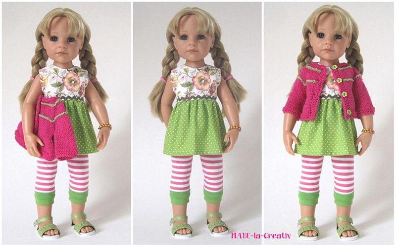 4+teilg.+Set+HANNAH+-+pink-grün+-+Frühling+`16+von+©+MABE+la+Creativ+-+KIDS+auf+DaWanda.com