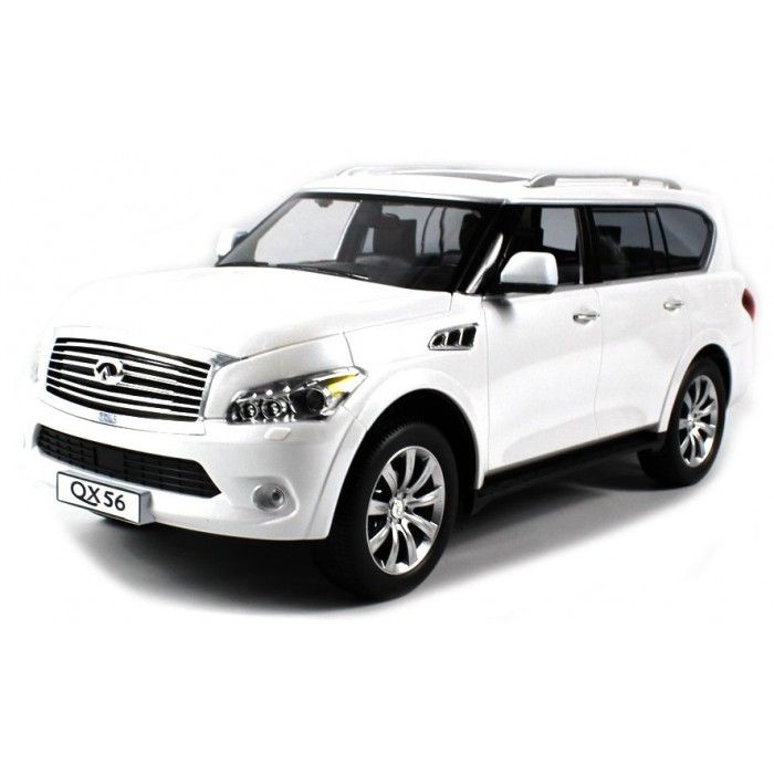 Infiniti Qx56 Suv Electric Rc Truck White Love