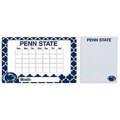 Penn State Nittany Lions Dry Erase Calendar To Do List Magnet
