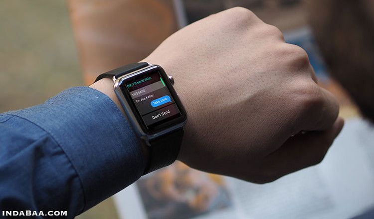 How to Send Text Message Using Siri on Apple Watch — Indabaa
