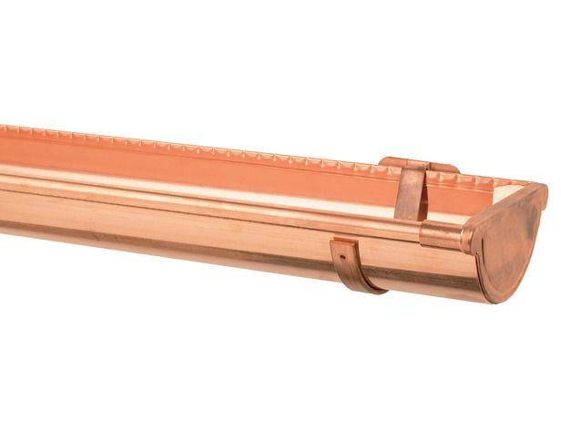 Gutters Faux Copper Copper Diy Diy House Projects Gutters