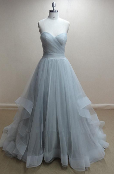 Powder Blue Tulle Gown   Juicy Wardrobe | Dress Styles | Pinterest .