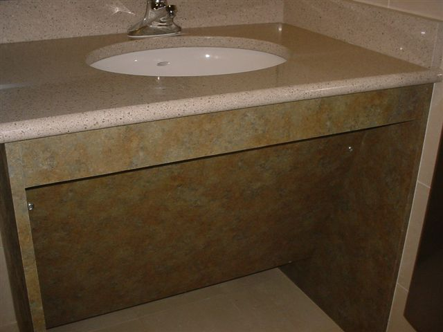 Commercial Ada Bathroom Sink Vanity #HandicapSinkIdeas ...