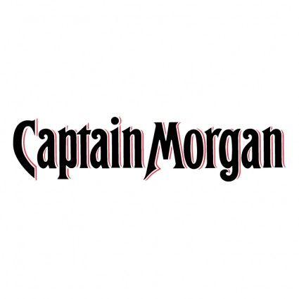 Captain Morgan 1 Vector Logo Free Vector For Free Download Captain Morgan Captain Vector Logo