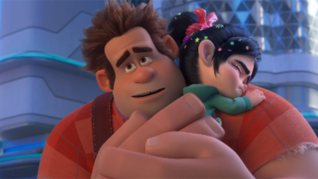 New In Entertainment Ralph Breaks The Internet Now Yours To Own Wreck It Ralph Movie Free Movies Online Wreck It Ralph