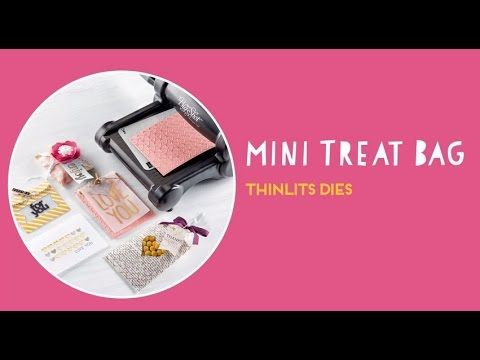Mini Treat Bag Thinlits Die by Stampin' Up!