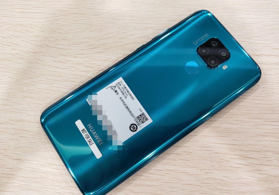 أول الصور الحية التي تكشف عن هاتف هواوي المرتقب Mate 30 Lite Huawei Samsung Galaxy Phone Galaxy Phone