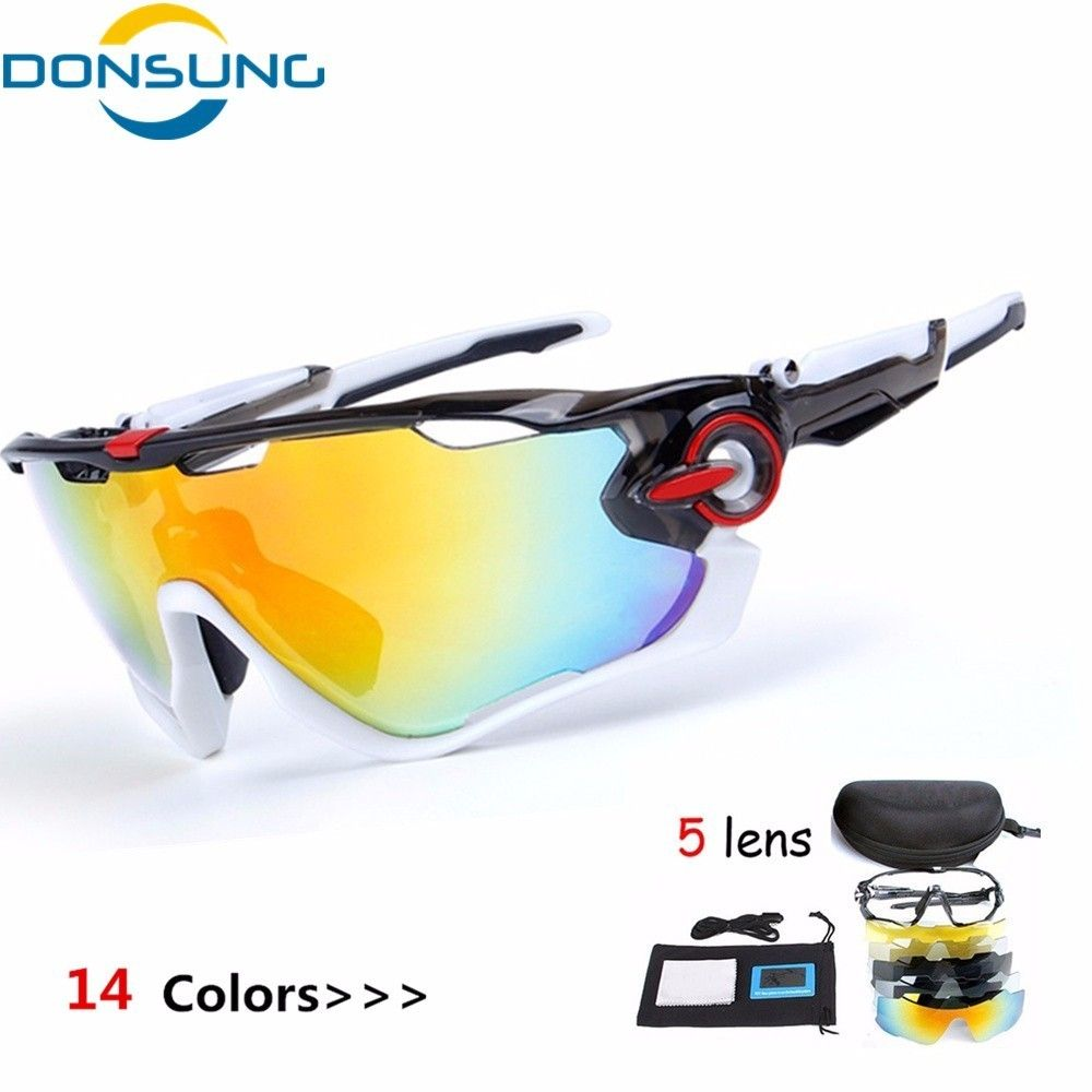 2dd2f61480 Buy DONSUNG Brand Polarized Cycling SunGlasses Mountain Racing Bike Goggles  MTB Bicycle Eyewear Ciclismo Cycling Glasses