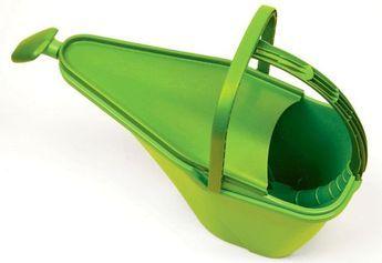 Garantia Gießkanne RainCan Apfel grün 7 Liter - Sammelt während dem Regen das Gießwasser