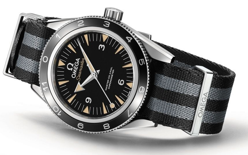 9fa86d5b0ff Check this roundup of Omega Watches in James Bond Films by