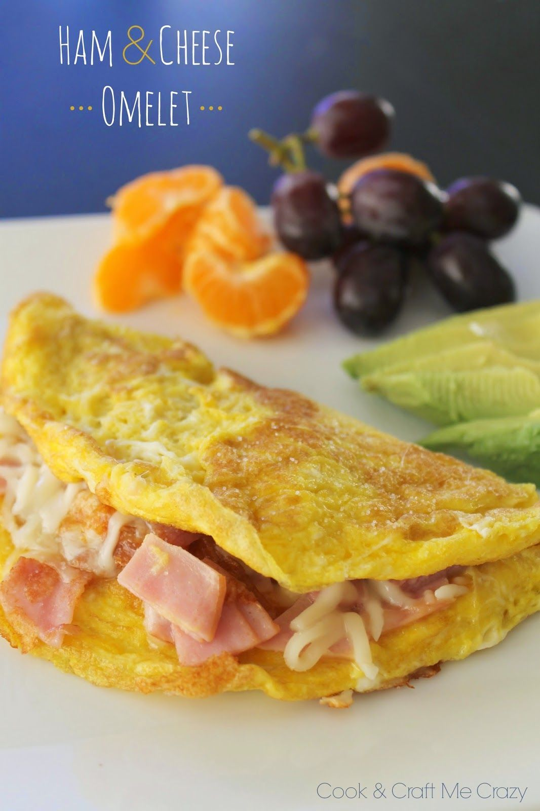 Ham cheese omelet ham and cheese cheese omelet cooking