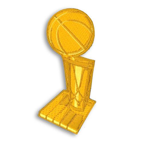 Nba The National Basketball Association Larry O Brien Trophy Patch National Basketball Association Basketball Association Trophy