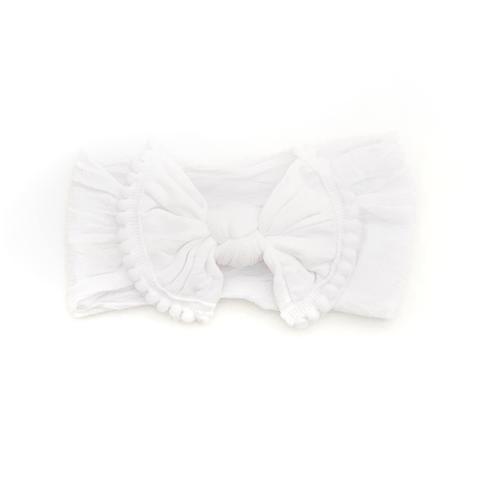 Luxe Pom Pom Headband - White #spanishdolls Llorens Spanish Doll - Snow #spanishdolls Luxe Pom Pom Headband - White #spanishdolls Llorens Spanish Doll - Snow #spanishdolls