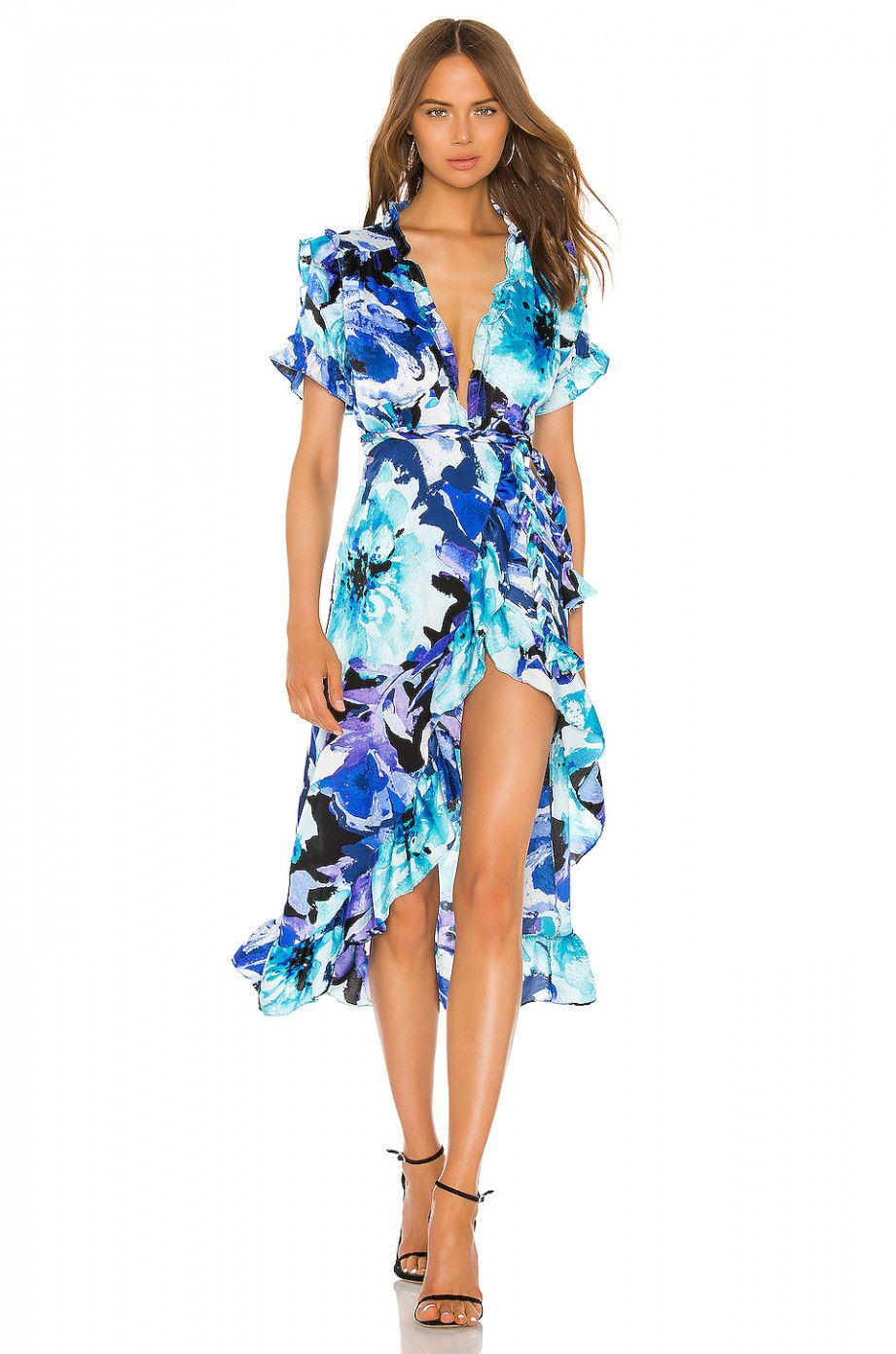 What's So Trendy About Tropical Dresses For Beach Wedding