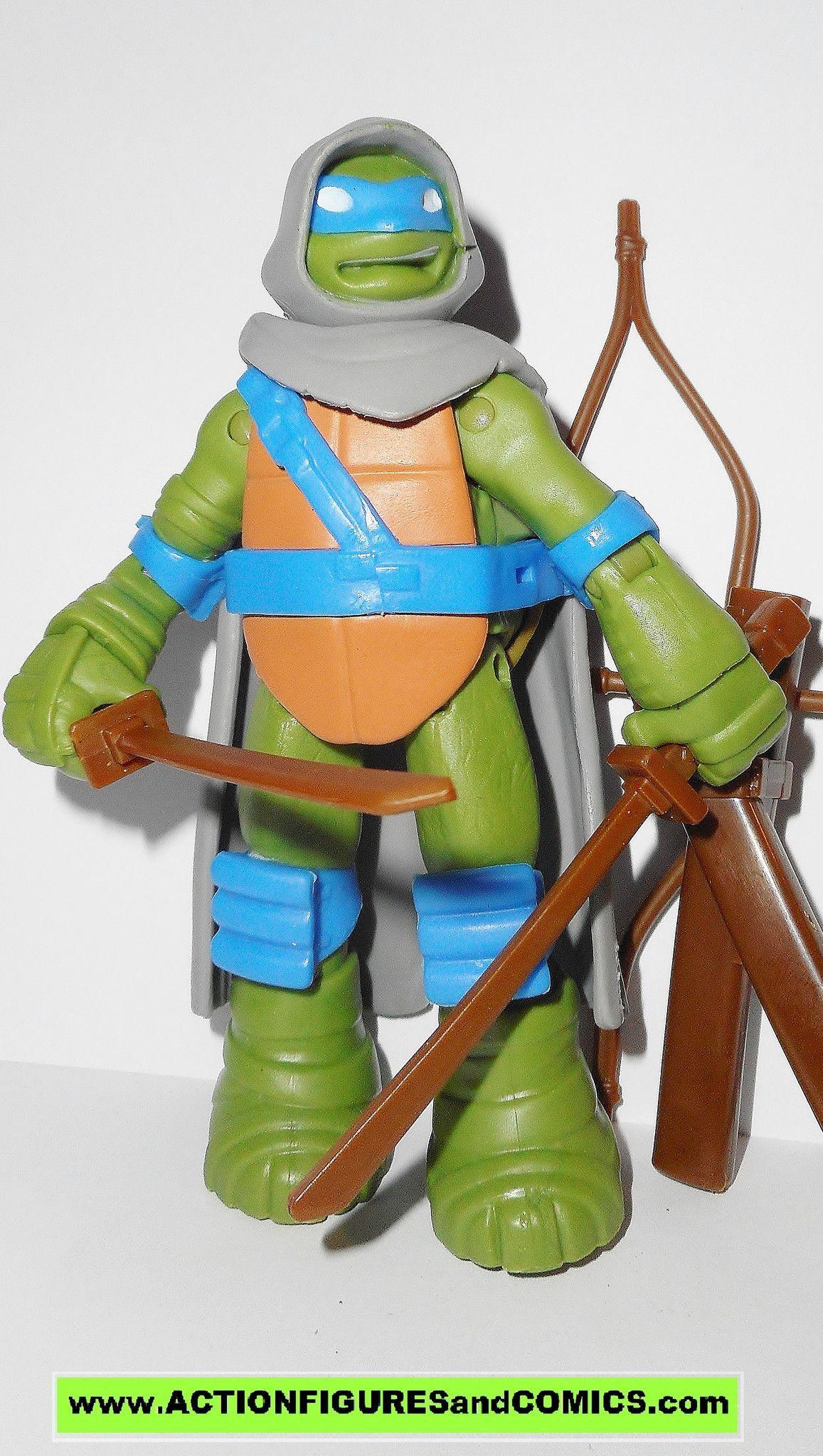 Teenage Mutant Ninja Turtles Raphael 4.5 Action Figure Mirage Toys 2003 Action- & Spielfiguren TMNT