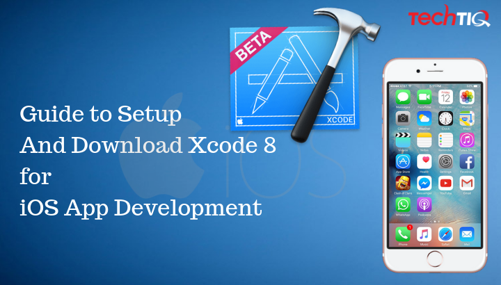 Xcode is an Integrated Development setting (IDE) developed by Apple
