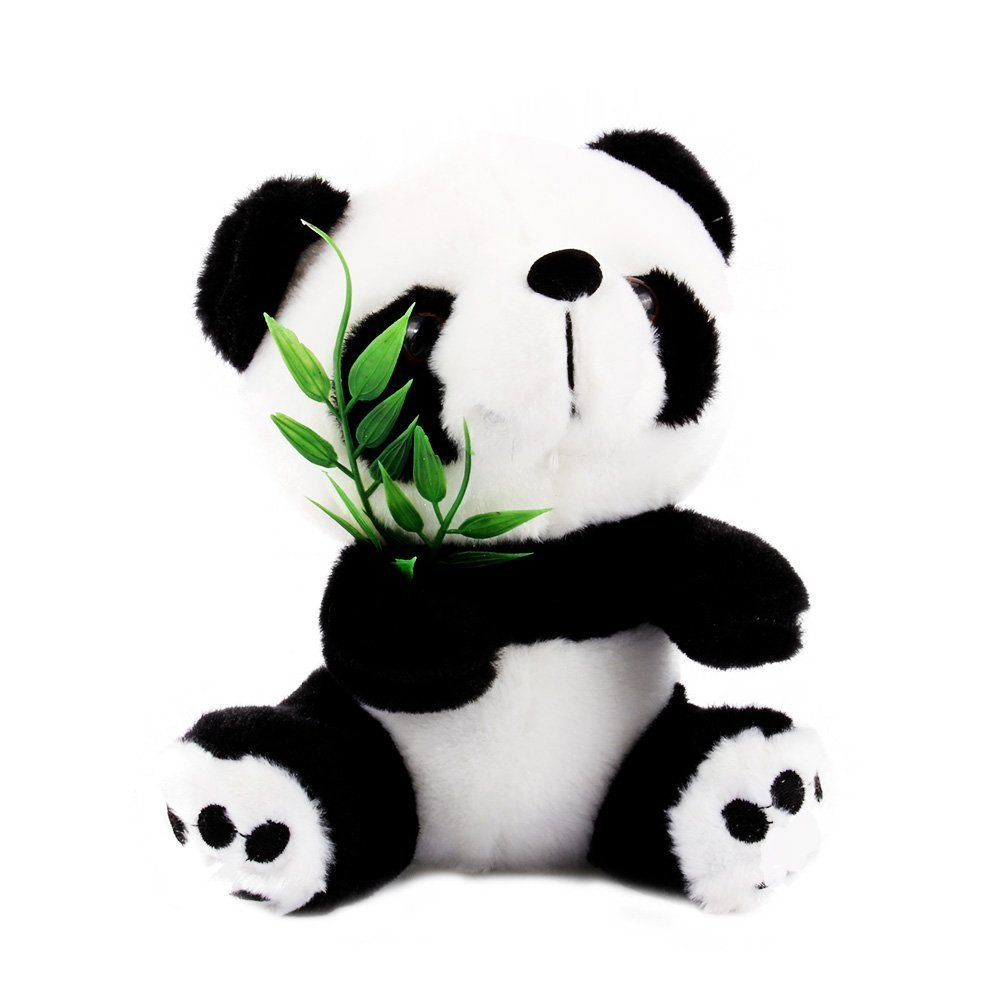 Amazon Com Yosoo 15cm Cute Panda With Bamboo Soft Panda Plush Toy Panda Bear Stuffed Animal Panda S Soft Toy Animals Bunny Stuffed Animals Bear Stuffed Animal [ 1001 x 1001 Pixel ]