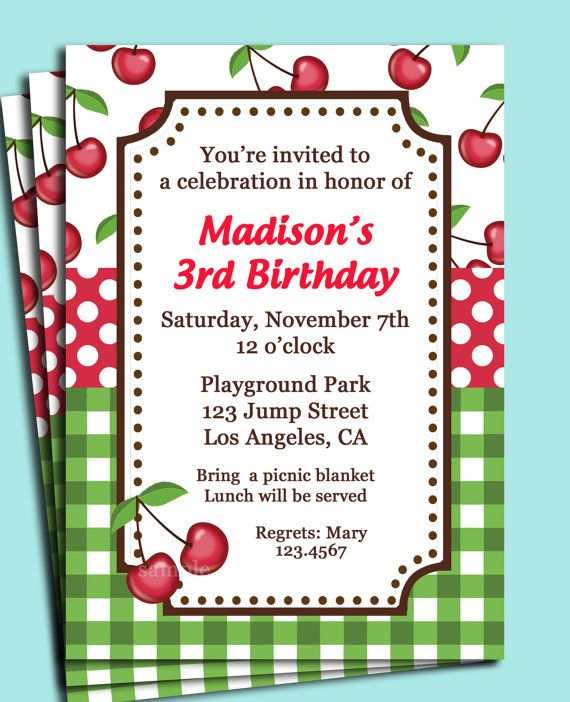 Cherry picnic invitation printable birthday by thatpartychick cherry picnic invitation printable birthday by thatpartychick 1500 filmwisefo