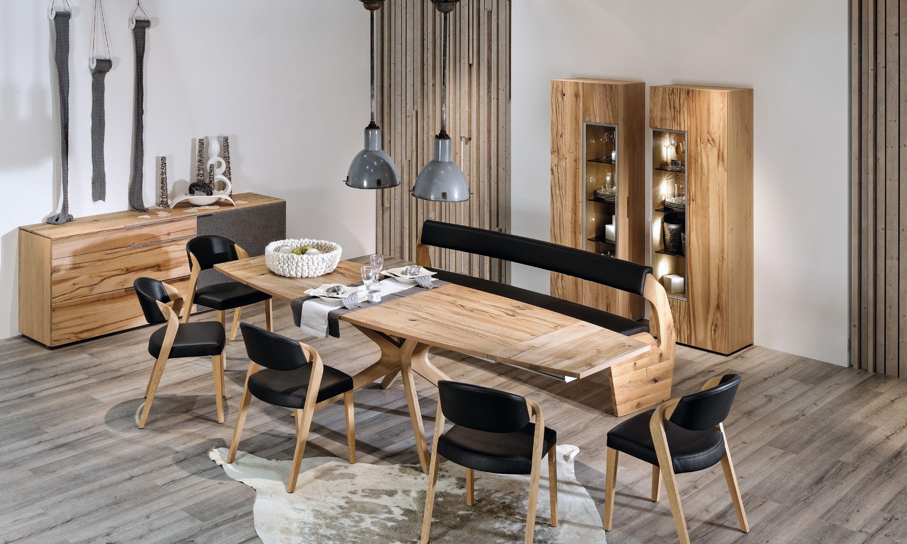 Esszimmermöbel hülsta  Creative Designs LLC huelsta Voglauer furniture | Esszimmer ...