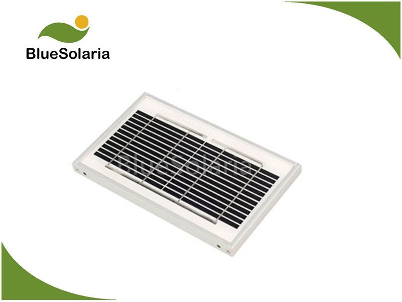 This 5w Small Solar Panel Is A 24 Solar Cell Assembly 12v Mounted Onto A Tpt Backplate And Covered With Rigid Small Solar Panels Solar Panels 12v Solar Panel