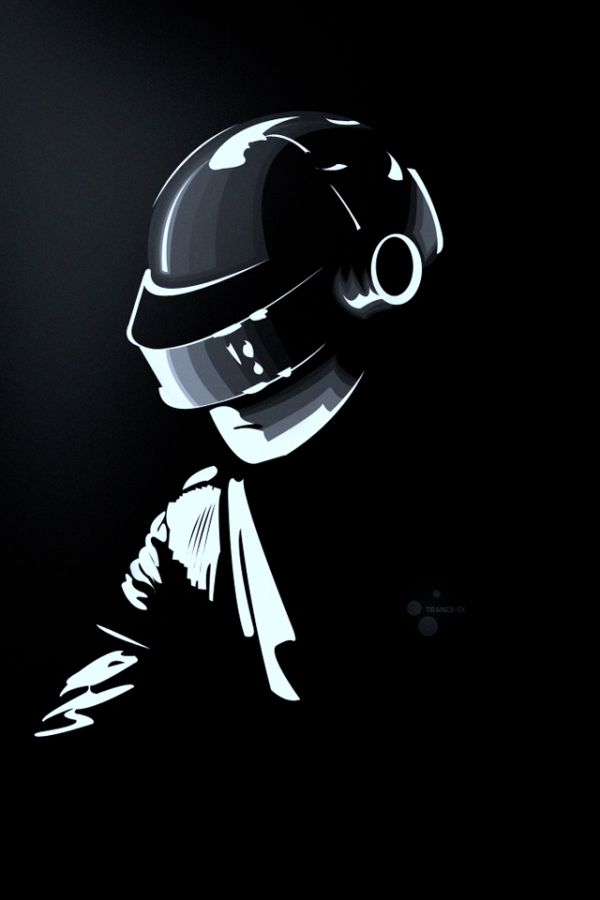 75+ Free Retina Display iPhone Wallpapers | Daft punk ...