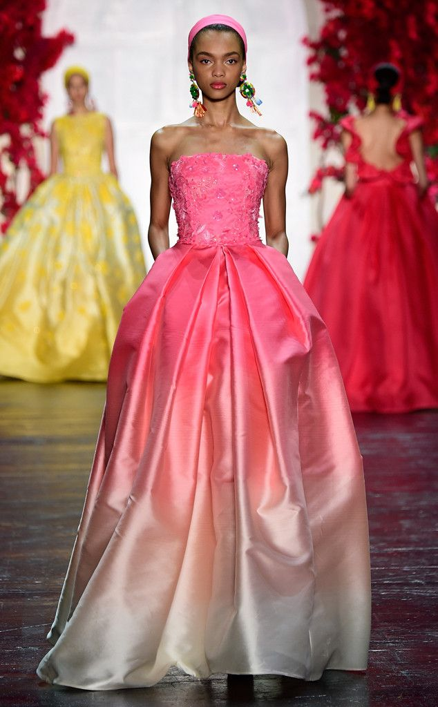 Naeem Khan from Best Looks at New York Fashion Week Spring 2016 ...