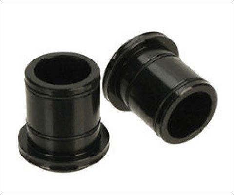 Azonic 20mm to 15mm Front Hub Reducer Adapter Plugs