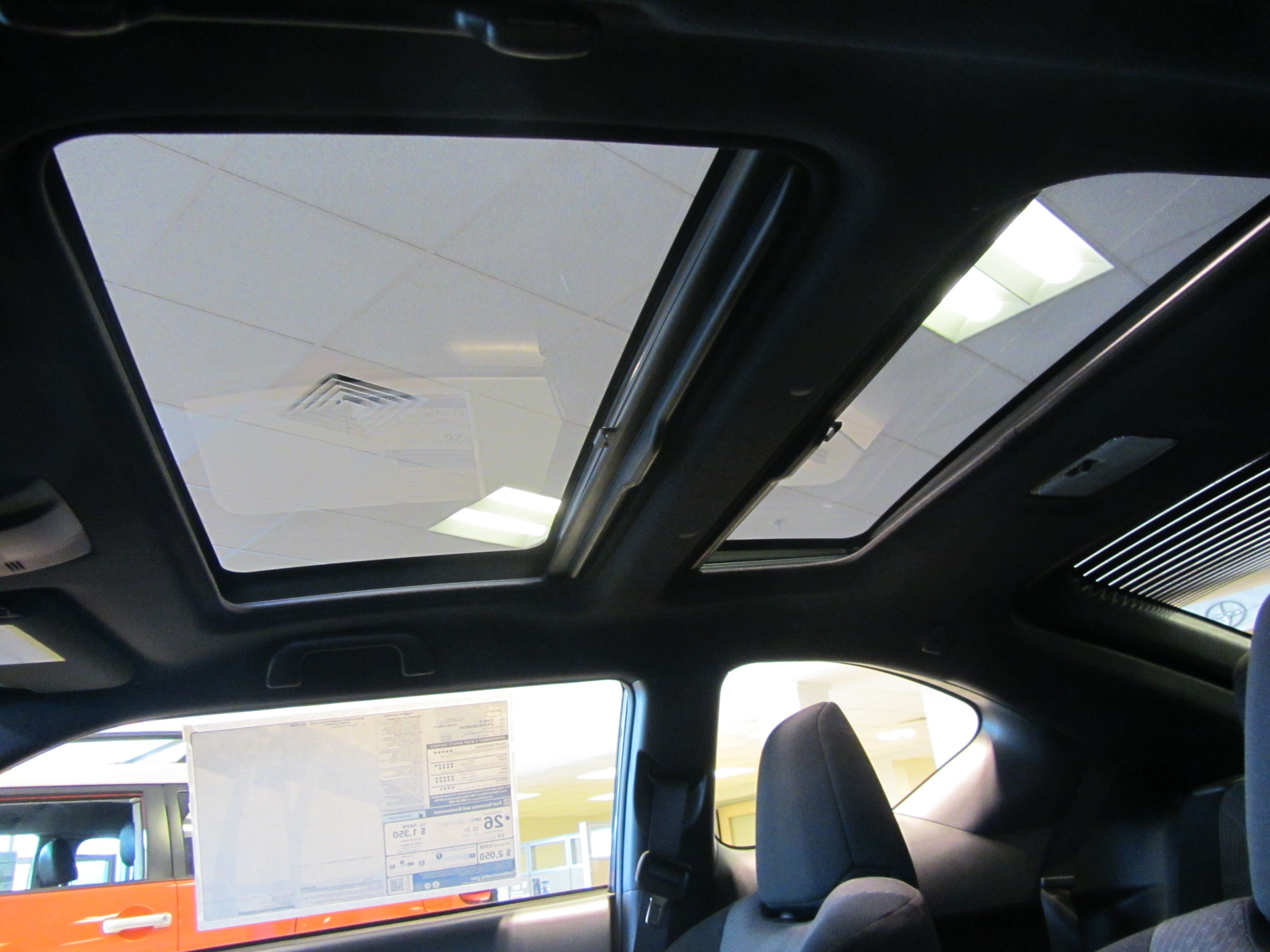 Scion Tc Double Sunroof