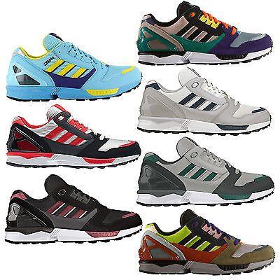 24bae45073 Adidas ZX 8000 ZX8000 Herren-Sneaker Laufschuhe Sportschuhe Turnschuhe  Schuhe