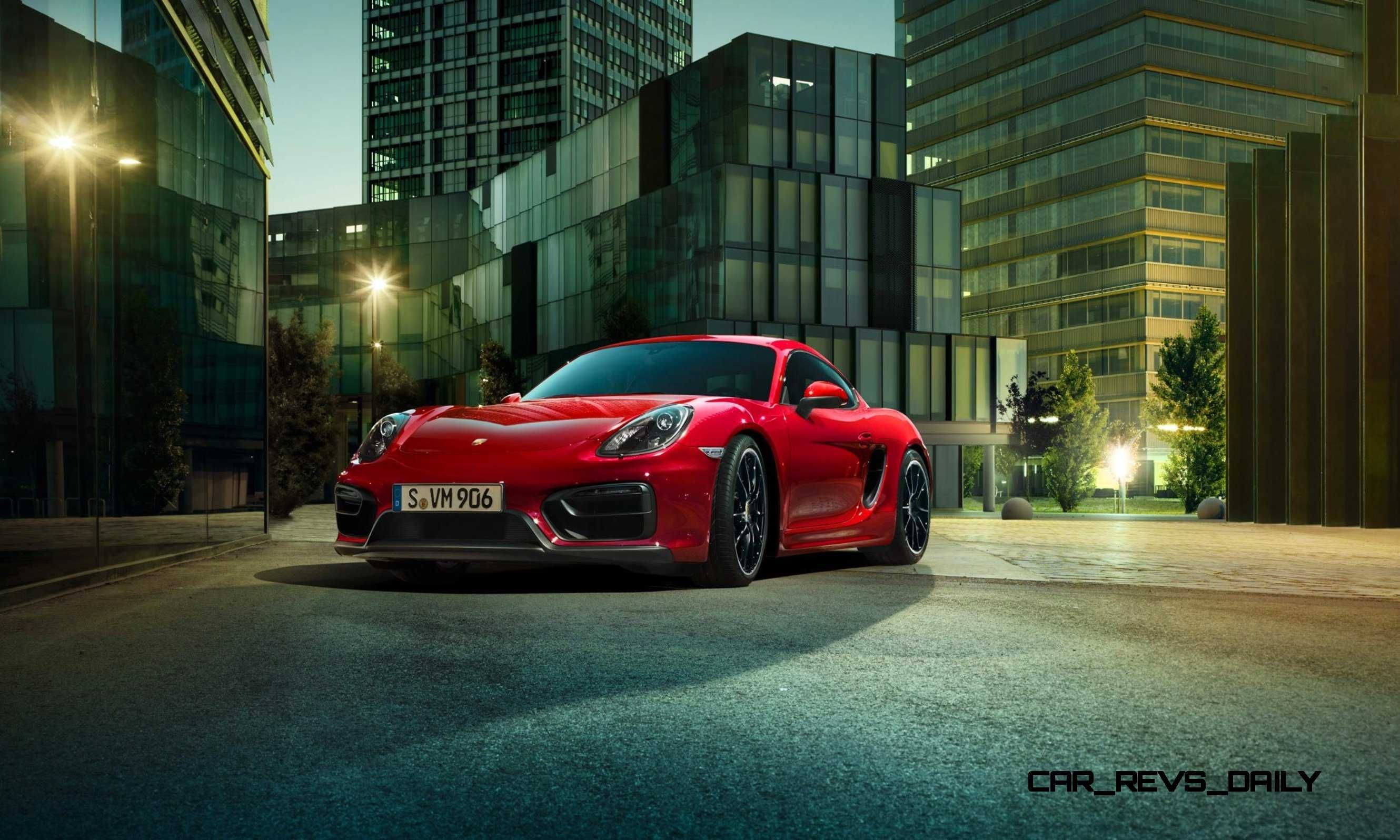 Update1 70 New Pics – 2015 Porsche Boxster and Cayman GTS Feature Ripping Exhaust!