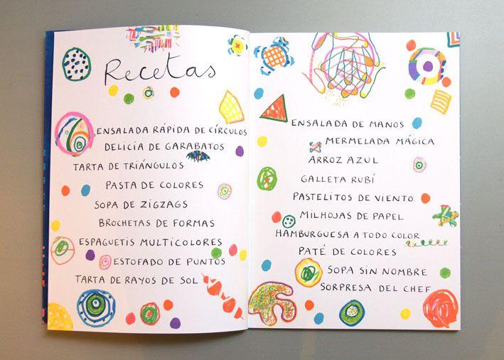 Cocina de dibujos 1 alimentos cocina para ni os taller for Cocina creativa para ninos