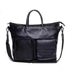 $198 Raylan Weekend Bag BLACK via boutiika.com