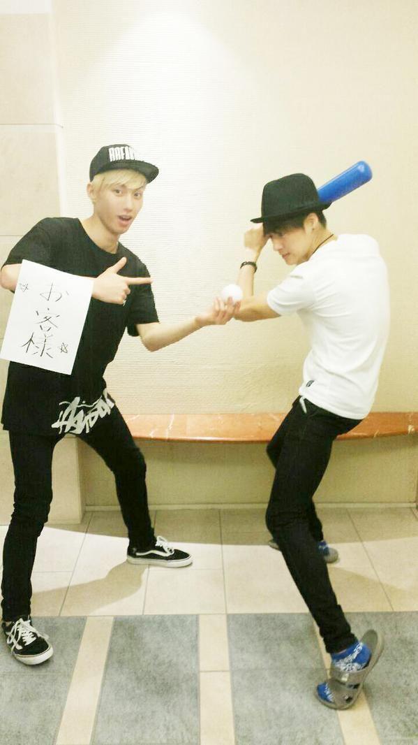 #Gyumin & #Joonho