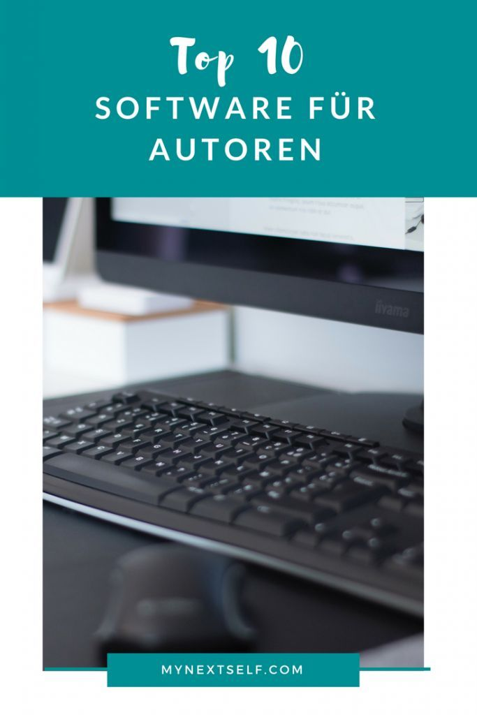 Software für Autoren und Schriftsteller – MyNextSelf