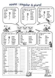 Image result for grade 4 collective nouns worksheet south africa ...