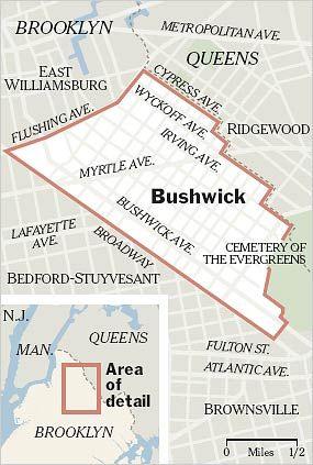 Bushwick Brooklyn Map Pin by relocality on Bushwick, Brooklyn | Bushwick brooklyn