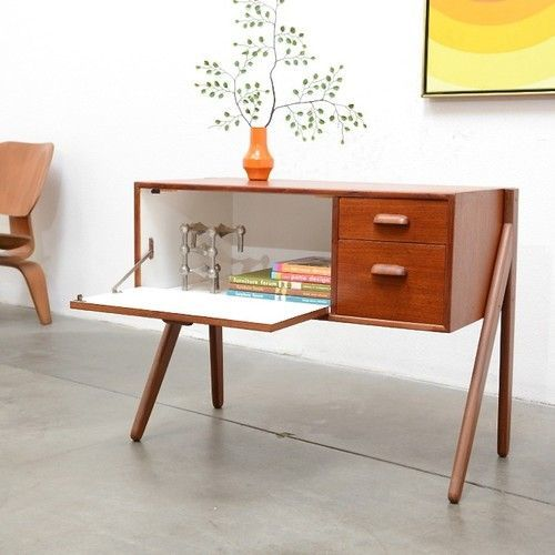 1950s Danish Modern GUNN...could Be Nice Under Dining Room