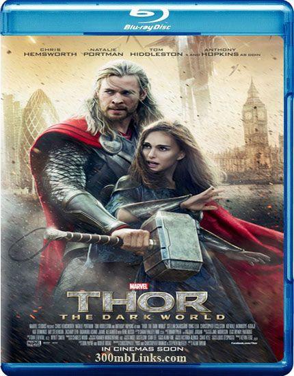 Thor The Dark World 2013 720p Hdrip 800mb 720p Mkv Movies The