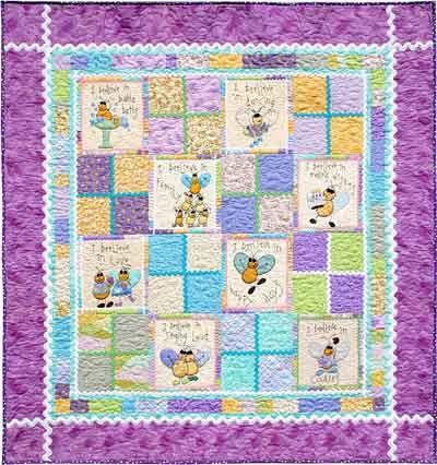 E-Z Beez-y Quilts Book by Tricia Cribbs www.TurningTwenty.com