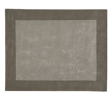 Henley Rug - Gray #potterybarn 9x12. $561 on sale less another 15% plus